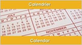 Calendrier | Calendar