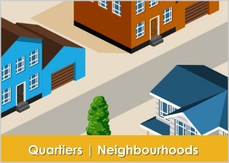 Neighbourhoods | Quartiers